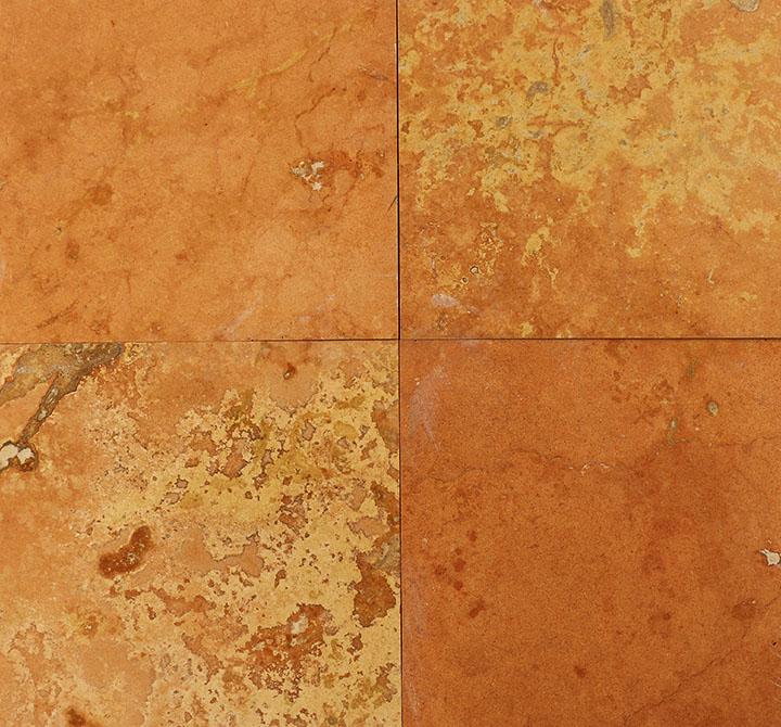 Laminado cantera tikul canteras lerma for Marmol color naranja