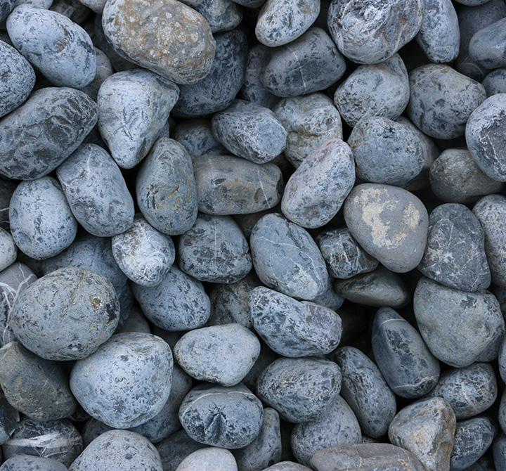 Piedras de r o gris tama o lim n canteras lerma for Piedra gris para jardin