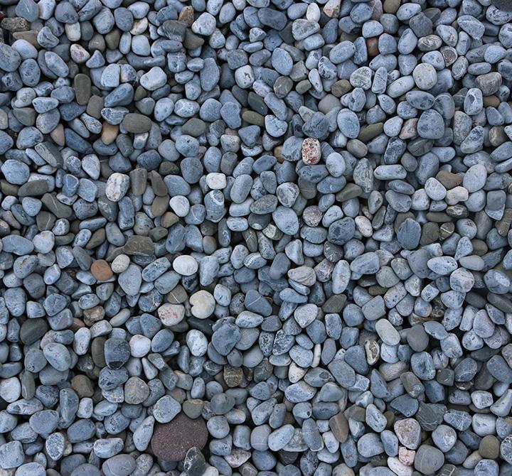 Piedra de r o gris tama o cero canteras lerma for Piedra gris para jardin